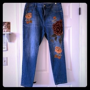 Chico's Womens Boho Jeggings